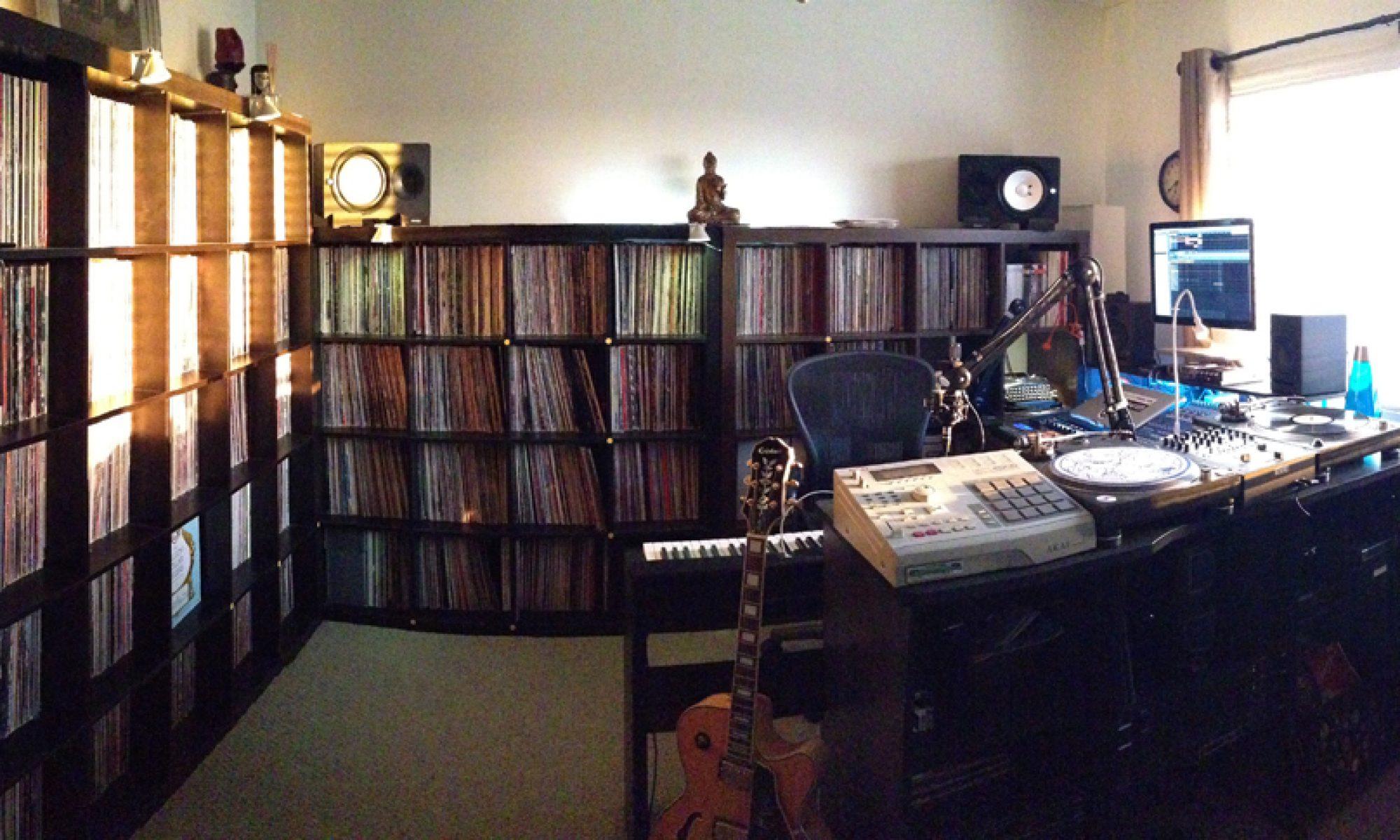 Vinyl Shuffle TV